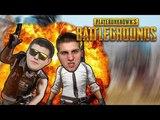ГВР РАКУЕТ В PUBG (УГАР) - PLAYERUNKNOWN'S BATTLEGROUNDS #1