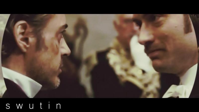 || Sherlock Holmes and John Watson vine || swutin
