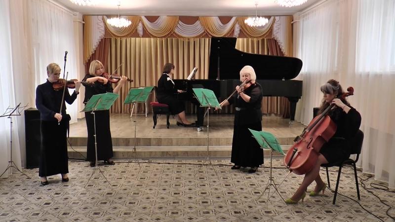 Carlos Gardel - Por una cabeza (String Quartet)