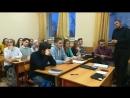 Заседание Координационного Совета ССиА МГПУ от 27.03.2018