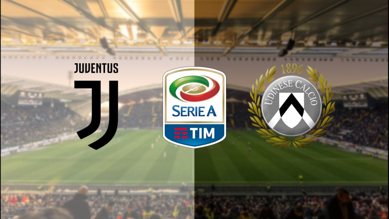 Juventus FC - Udinese Calcio | Serie A | 1st season | 5th day