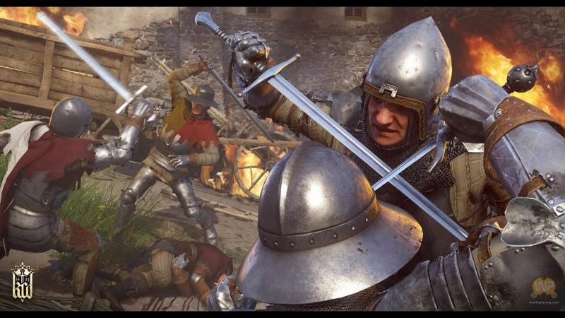 Смотрим Kingdom Come: Deliverance (Чехи наносят ответный удар)