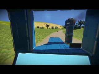 Видео трактора Земляк-232