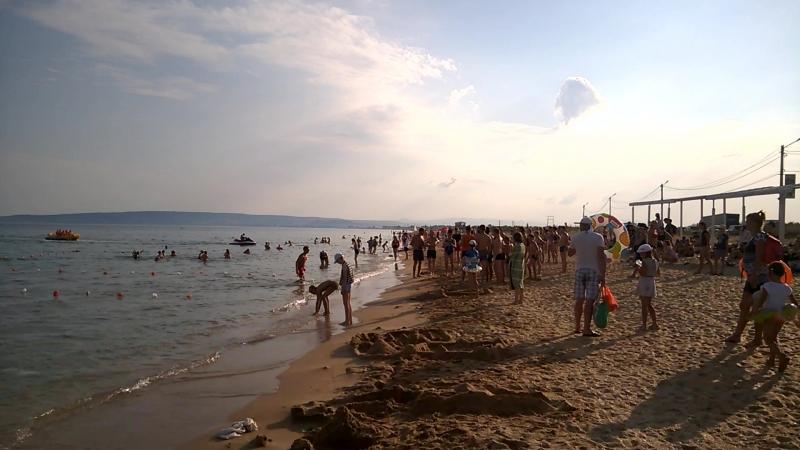 Феодосия, Крым, пляж