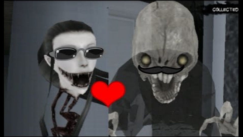 Trolling Eyes The Horror Game. :D