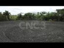 Грязевой вулкан в Тринидаде и Тобаго проснулся после 20 лет спячки