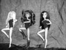 Beyonce single ladies Liv Dolls
