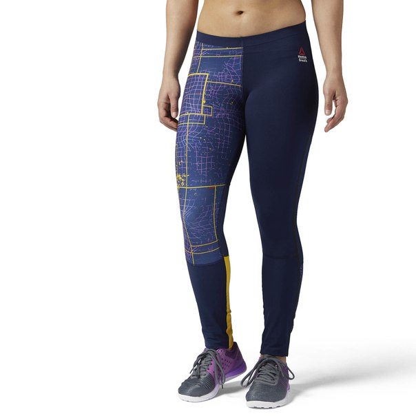 Леггинсы Reebok CrossFit Compression