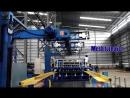 Автоматический Станок для сварки арматурной сетки