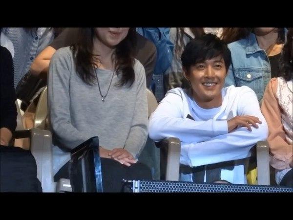 "SuperfandeKhj on Instagram: "" 💚❤️💚 [2017.04.29] Kim Hyun Joong Anemone FM 💚❤💚 1yearago anemoneFM Kimhyunjoong Take_my_hand HENECIA_MUS..."