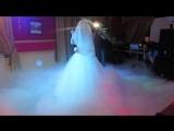 Удивительные спецэффекты на свадьбу. Тяжелый дым. (Элвис Пресли)