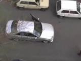 Прелести женской парковки