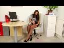 Girls in stockings and pantyhose Девушки в чулках и колготках #277