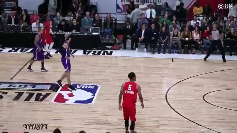 [FANCAM] 180217 Kris Wu @ NBA All-Star Celebrity Game