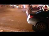 Нападение на таксиста в Питере 24.02.18