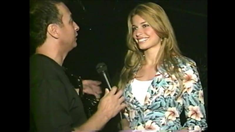 Grazi Massafera, 13-01-2006, entrevista com Francisco Chagas no Over Fashion
