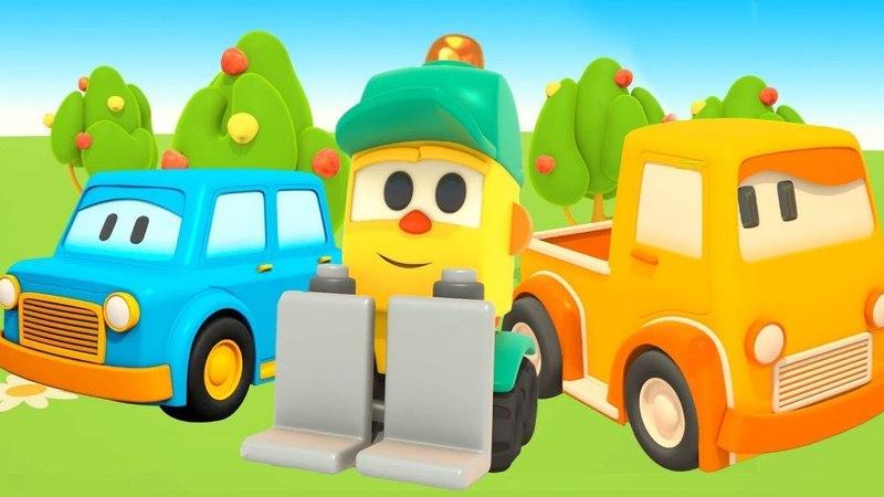 Lifty'nin dükkanı Mavi araba Max'a yardım ediyoruz