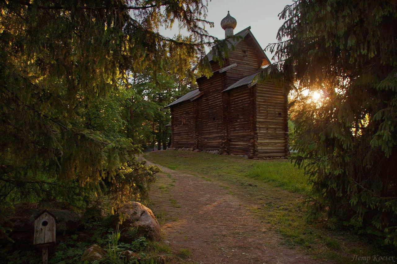 Юрьев монастырь и Витославлицы