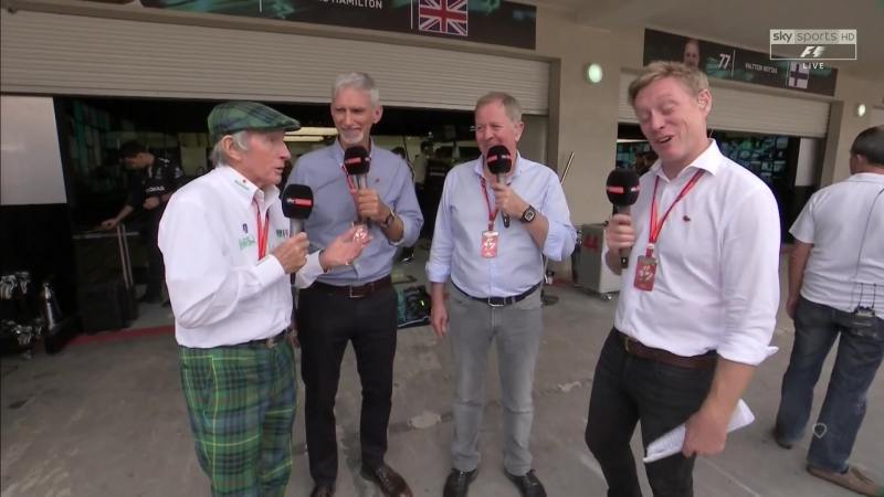 Formula1 2017. Round 18. Mexico. Pre-Race