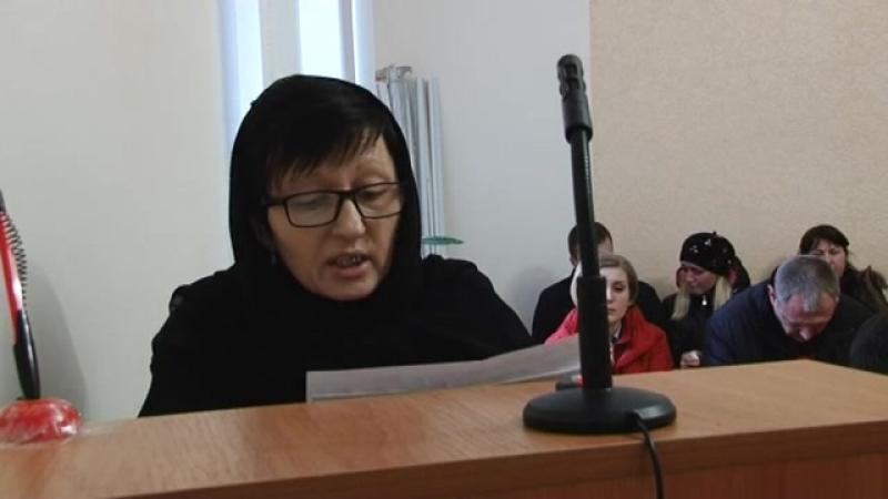На Житомирщині суд виніс вирок вбивці маленького хлопчика [360p]