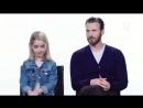 Интервью Криса для «Vanity Fair»