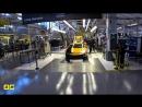 Visita alla fabbrica Lamborghini il SUV Urus nasce nella mega factory Manifattu