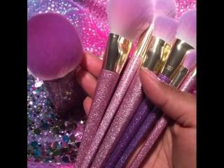 """Bloody beauty makeup on instagram: """"prettiest brushes. @realtechniques #realtechniques #brushcrushcollection"""""""
