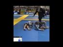 Джеремайя Вэнс (чёрный пояс, ученик Эдди Браво). American National IBJJF Championship.