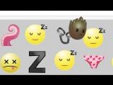 Стражи Галактики 2 в emoji