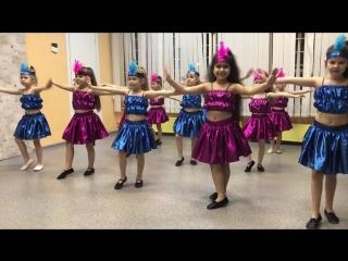 хореография , открытый урок , 14.03.18