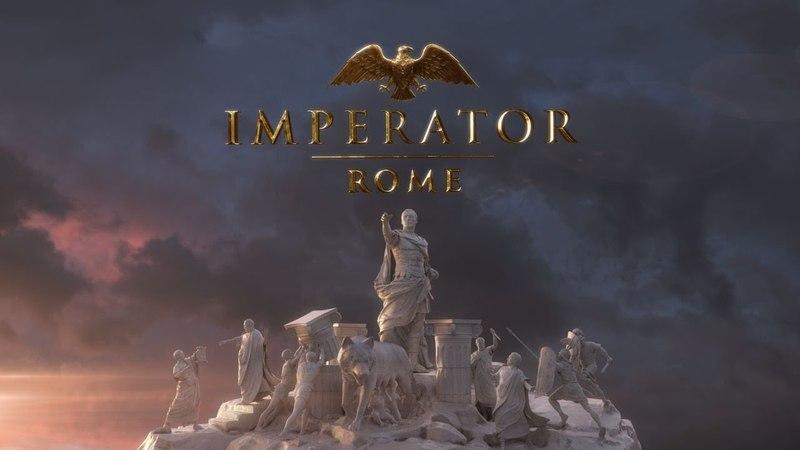 Imperator: Rome - Новая игра от Paradox Interactive.