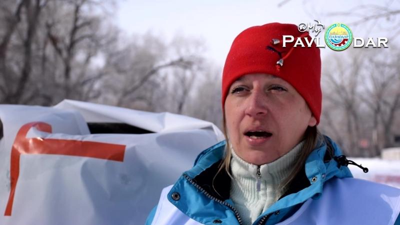 Гонки на собачьих упряжках Snow Race