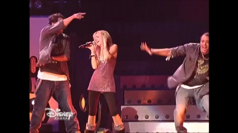 Hannah Montana — If We Were A Movie (Канал Disney)