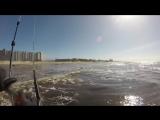 Вторая (более успешная) попытка открытия водного сезона на Белом море