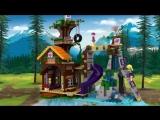 LEGO® Friends 41122 Спортивный лагерь_ дом на дереве