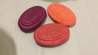 3 Hard & Dry Colorful Soaps! ASMR/ Satisfying Video/ Rahatlatıcı Sert Sabun Kesme / 3 Renkli Sabun