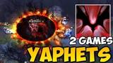YaphetS PIS Shadow Fiend - Beautiful Raze &amp Teamplay