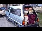 От севера Байкала до Сочи (часть 1) на старом бусе Toyota Master Ase Surf 2Y 1988года