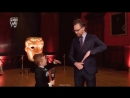 BAFTA Young Kids Presenter Braydon meets TomHiddleston -