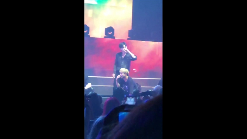 [VK][180720] MONSTA X fancam - Special @ THE 2nd WORLD TOUR THE CONNECT in Chicago