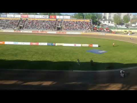 Lokomotiv Daugavpils - Speed Car Motor Lublin (06.05.2018) - Bad Quality