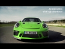 The new 911 GT3 RS. Features