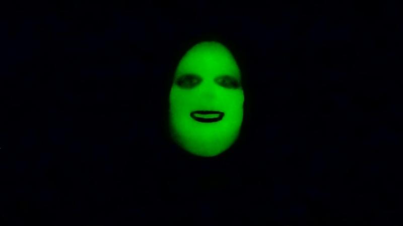 PEZ: Светящийся Дарт Сидиус