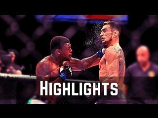 Tony ferguson vs. michael johnson ● fight highlights ● hd