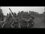 встреча с Армянской дивизией идущей маршем на Берлин!!!из кф Солдат и Слон