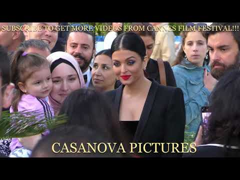 Exclusive - Aishwarya Rai Walking in Cannes - 4K