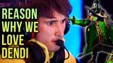 Reason Why We Love Dendi - Dota 2 Gameplay Compilation V7