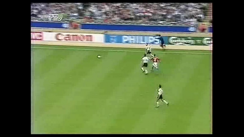 ЕВРО-1996 Германия-Чехия финал