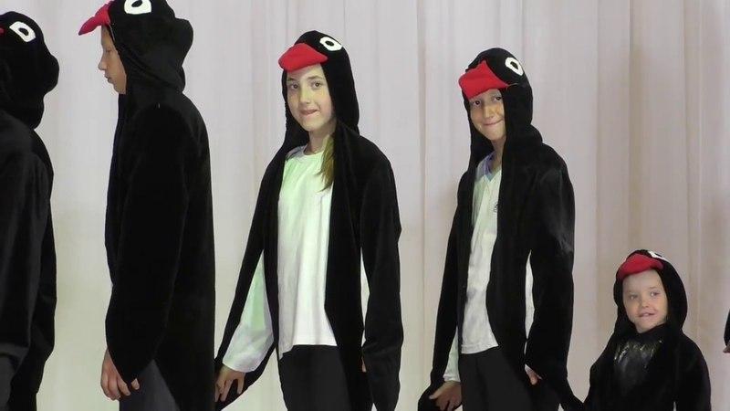 Семья Мысник танец Пингвины » Freewka.com - Смотреть онлайн в хорощем качестве