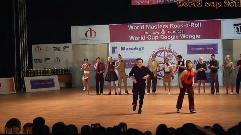 2011-10 - Moscow - KATRUNOV - GEORGIIEVSKA - [52]Rock Island - Choo Choo Ch Boogie